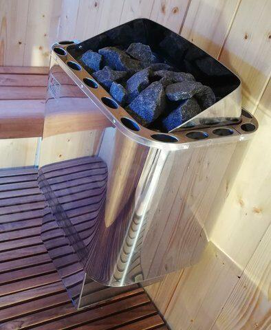 Poêle pour sauna sawo nordex ni2